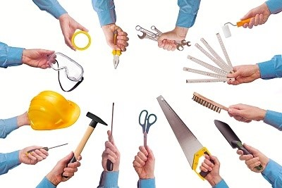hands-on work tools