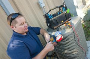 HVAC technician in Pembroke Pines