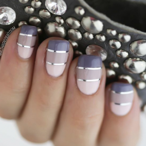 Nail trends spring lines