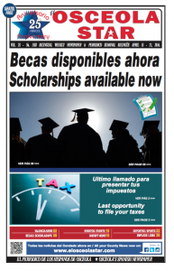 Osceola Star Newspaper - Scholarships available now.
