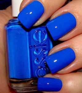 nail trends cobalt blue essie