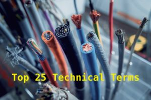 electrician training terms