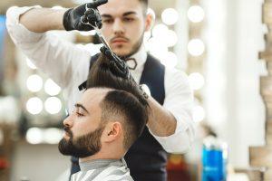 barber school