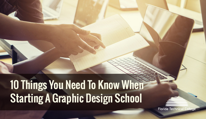 graphic design school things to know