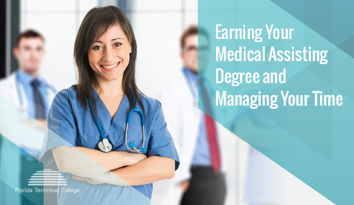 medical assisting degree and personal life