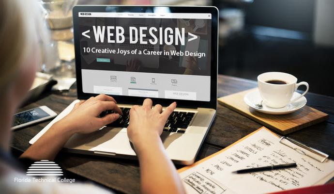 career in web design