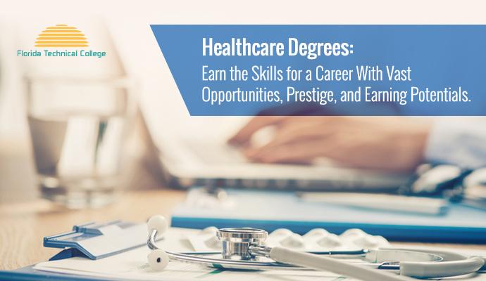 healthcare degrees blog banner
