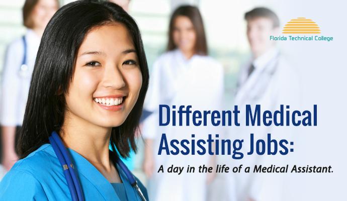 medical assisting jobs