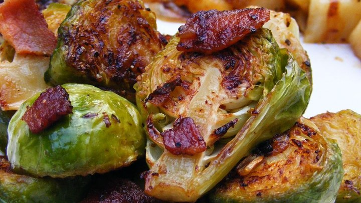 quick brussels and bacon recipe by allrecipes