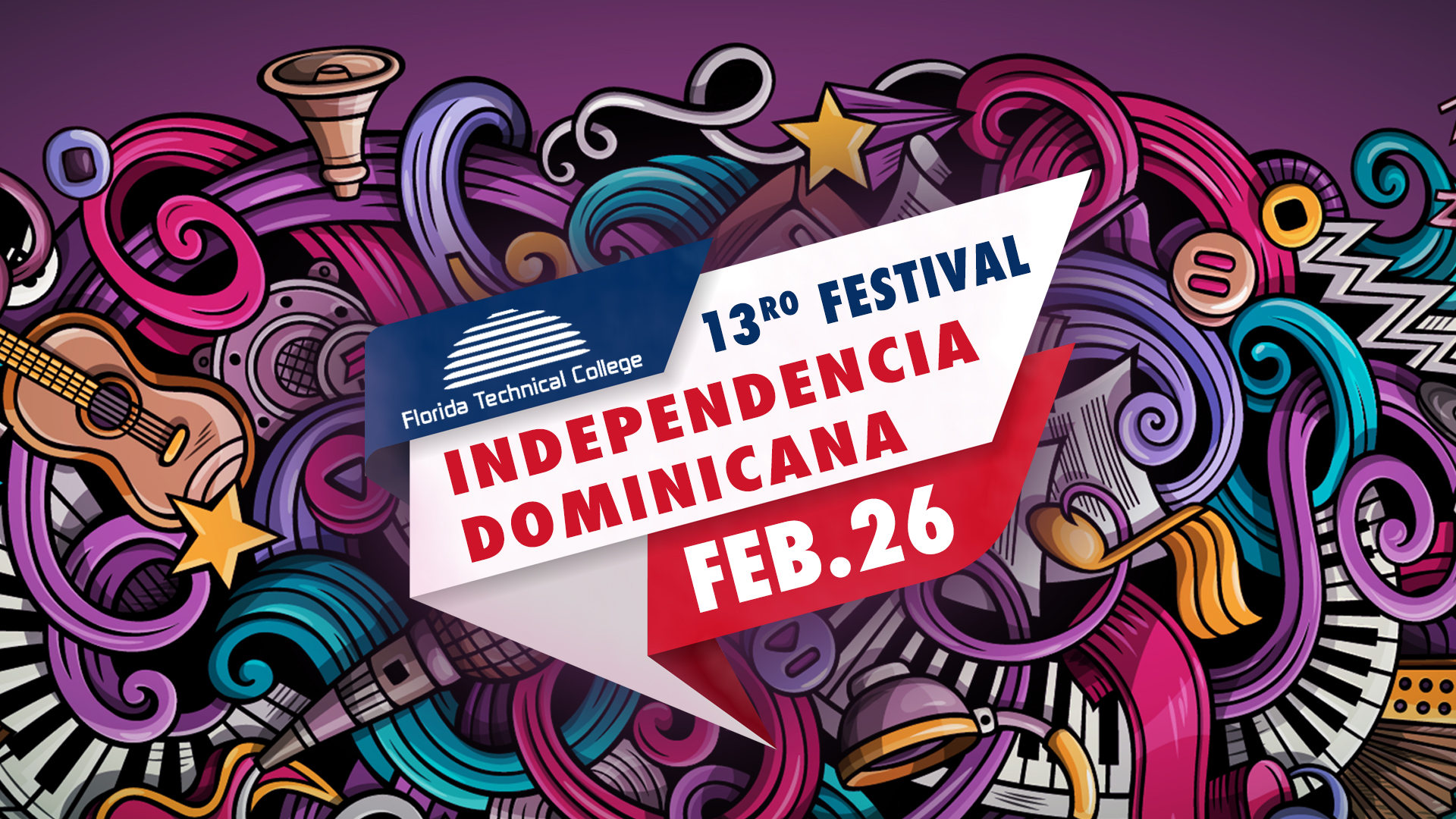 FTC Festival Independencia Dominicana Banner