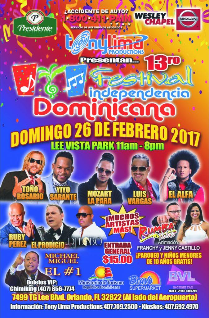 festival independencia dominicana