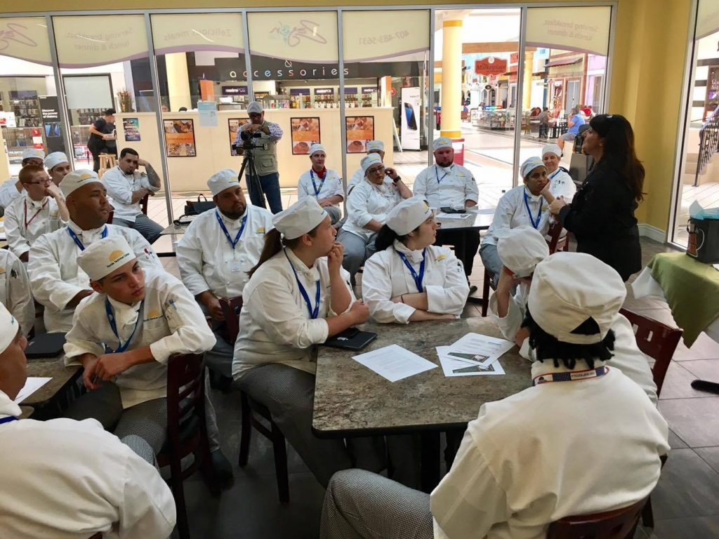 Chef Viola- Florida Technical College